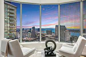 Browse active condo listings in PACIFIC GATE